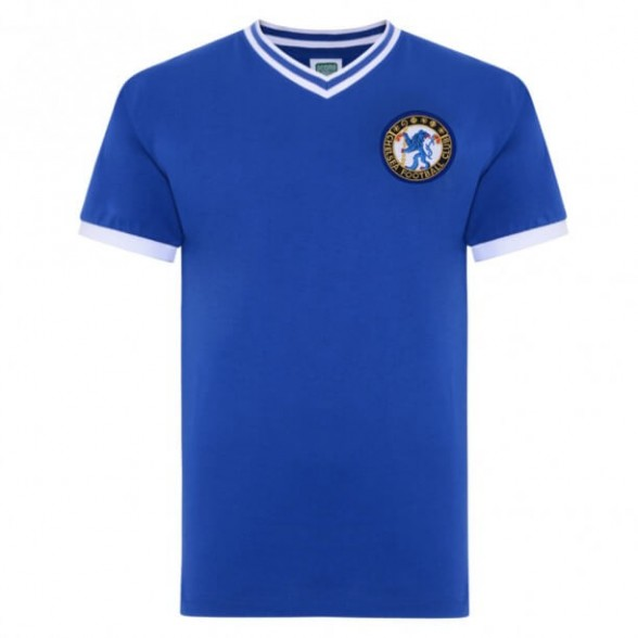 Chelsea 1960 retro shirt product photo
