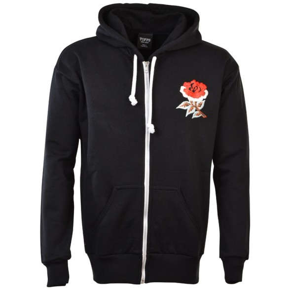 Sweat à capuche Vintage Rugby Angleterre 1910