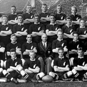 Maillot Rugby Nouvelle-Zélande 1924 - les Invincibles