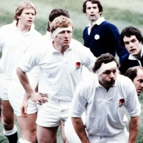Polo rugby Angleterre 1980