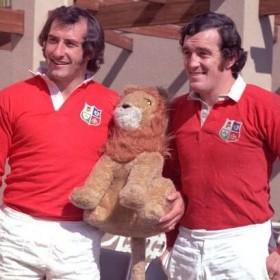 Maillot de Les Lions britanniques et irlandais années 70