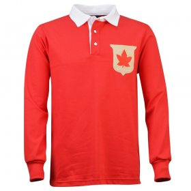 Maillot rétro Rugby Canada 1902