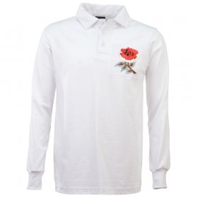 Maillot rugby rétro Angleterre 1910