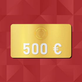 500€ Gift Card - Retrofootball®