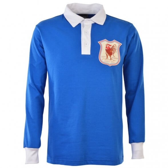 Maillot Rugby France 1924