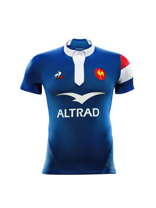 Maillot XV de France 2018/2019